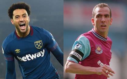 """F. Anderson: """"Io idolo del West Ham come Di Canio"""""""