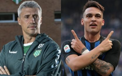 """Crespo, zero dubbi: """"Lautaro presente dell'Inter"""""""