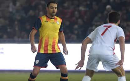 Xavi costretto a saltare la prima della Catalogna