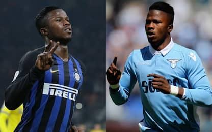Inter-Lazio, il flashback di Keita Balde