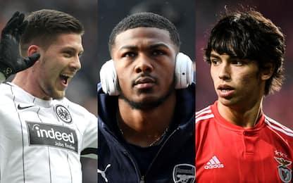 Europa League, gli 8 talenti dei quarti di finale