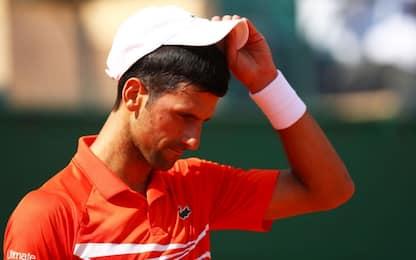 Montecarlo: Djokovic out, Lajovic elimina Sonego