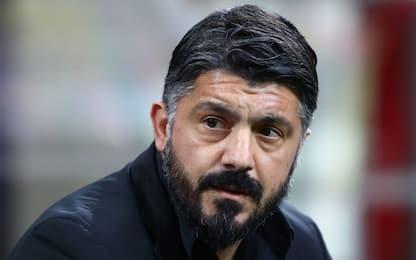 """Gattuso: """"Io e Inzaghi in campo abbracciati"""""""