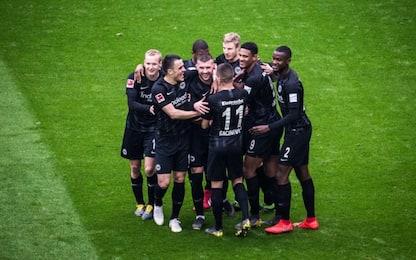 I segreti dell'Eintracht, scrigno di sorprese