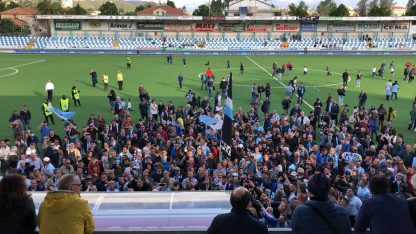 Festa Entella, batte la Carrarese ed è in Serie B