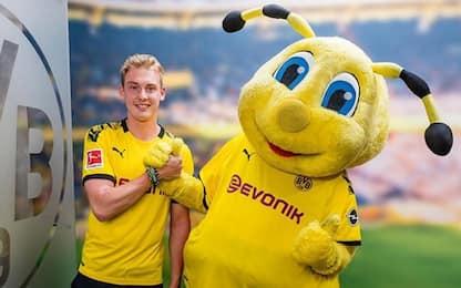 Dortmund: ufficiali Brandt, T. Hazard e Schulz