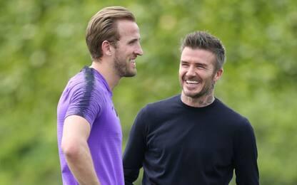 Sorriso Spurs, Kane è tornato ad allenarsi