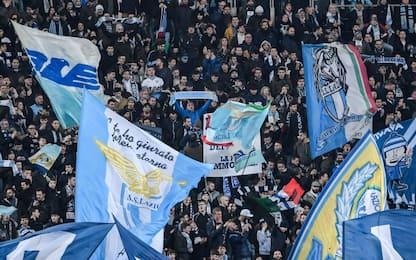Uefa, curva Lazio chiusa contro il Celtic in EL