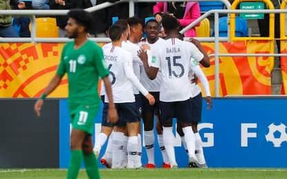U20: vincono Portogallo, Francia e Argentina