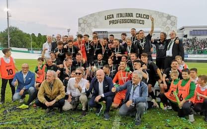 Triplete Pordenone, vince anche la Supercoppa di C