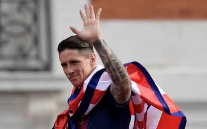 """Torres e l'addio al calcio: """"Non mi divertivo più"""""""