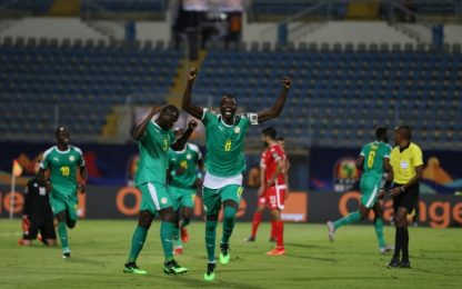 Senegal in finale, Tunisia ko 1-0 ai supplementari