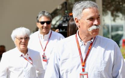 "Una F1 coi baffi, Carey: ""Vogliamo 21 Superbowl"""