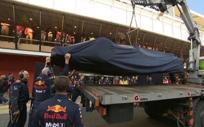 """La Red Bull si ferma. Colpa del """"13"""" anti sfiga?"""