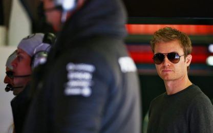 """Rosberg: """"Nostalgia? No, ma bello essere qui"""""""