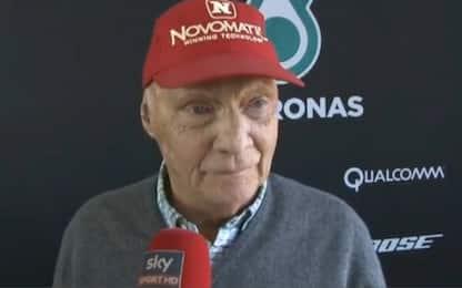 """Lauda incorona la Ferrari: """"Favorita a Melbourne"""""""