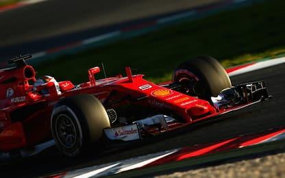 Rossa da sogno con Vettel, McLaren da rivedere