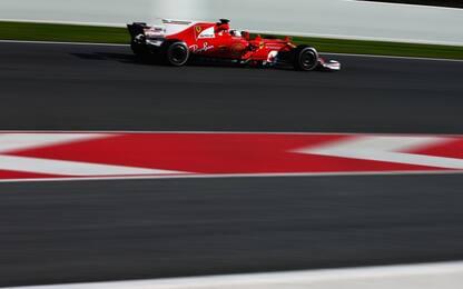 Test F1, 3^ giornata nel segno di Vettel