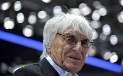 """Formula 1, Ecclestone: """"Escluso troppo presto"""""""