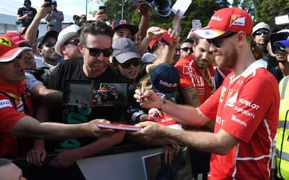 "Vettel: ""Ferrari favorita? Nessuna certezza"""