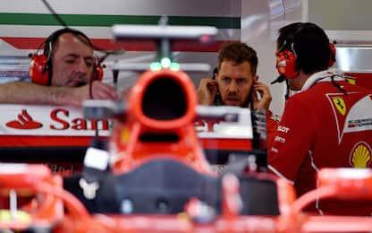 """Vettel contento a metà: """"Pole alla mia portata"""""""
