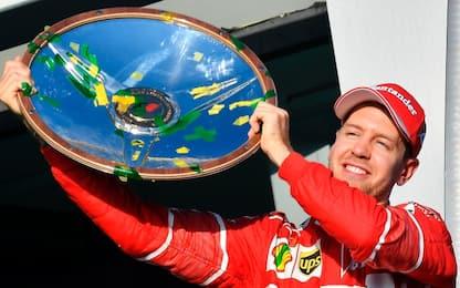 """Ferrari, Webber: """"Ecco perché Vettel è rinato"""""""
