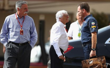 Ecclestone ci prova: vuole comprare Interlagos