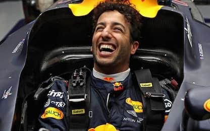 """Ricciardo: """"Ho le formiche nelle mutande"""""""