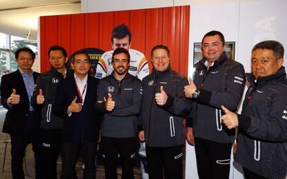 Alonso alla 500 Miglia Indianapolis, salta Monaco