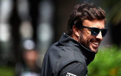 "Alonso a Indianapolis, Rossi: ""Può vincere"""