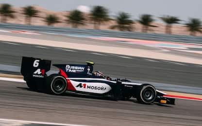 Formula 2, GP Bahrain: Markelov vince gara 1