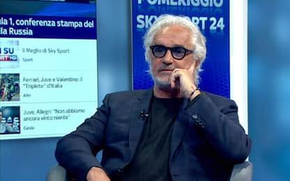 """Briatore: """"Ferrari sorpresa. Juve? Monaco insidia"""""""