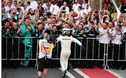 Sochi, tra il rimpianto Ferrari e l'exploit Bottas