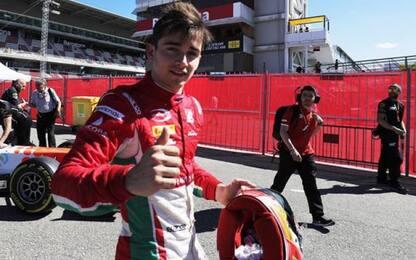 Qualifiche F2: colpo Leclerc, el Rey de la Vuelta