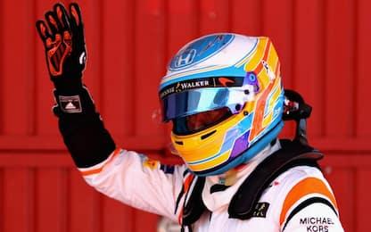 """Alonso 7° in griglia: """"Qualifica sorprendente"""""""