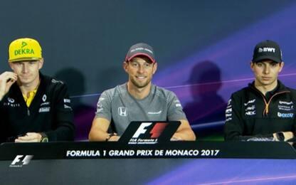 Formula 1, conferenza stampa del GP di Monaco