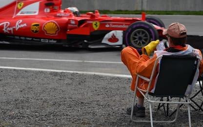 F1 in Canada, a Raikkonen le seconde libere