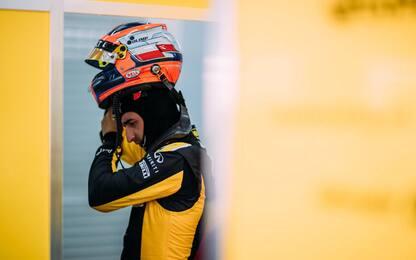 "Kubica: ""Tornerò al paddock, ma con il casco"""