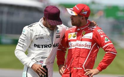 La F1 dopo il Canada: battaglia colpo su colpo