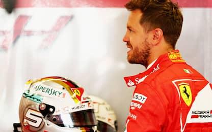 """F1, Vettel: """"Contratto? Siamo impegnati su altro"""""""