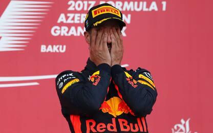 """Ricciardo: """"Gara pazzesca, non ci credo"""""""