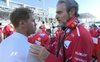 """Arrivabene: """"Siamo in F1, non al Colosseo"""""""