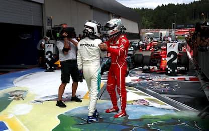 """Vettel: """"Per vincere bastava un altro giro"""""""