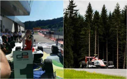 GP3, in Austria vince Hyman: 2° Giuliano Alesi