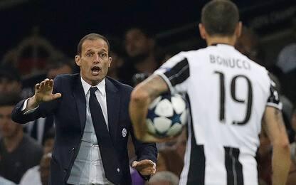 Bonucci-Juve, così è finita la storia d'amore