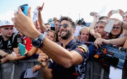 """Ricciardo ci crede: """"Vettura ok, possiamo vincere"""""""