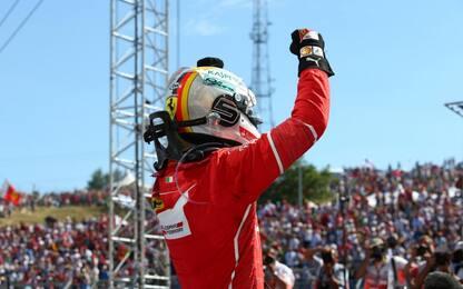 Ferrari da sogno: un trionfo che vale doppio