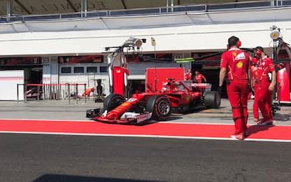 F1, test Budapest: Day-1 a Leclerc su Ferrari!