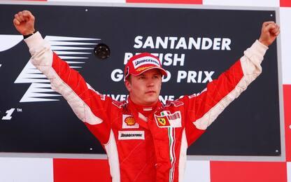 Kimi Raikkonen Story: una lunga storia in Rosso