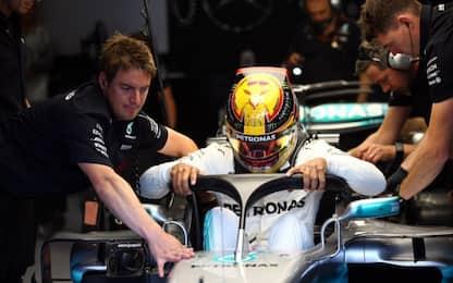"""Hamilton e Bottas concordi: """"Siamo in crescita"""""""